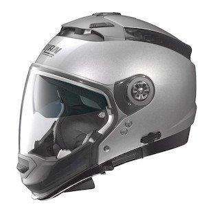 Nolan N44 EVO Platinum Silver Modular Helmet L