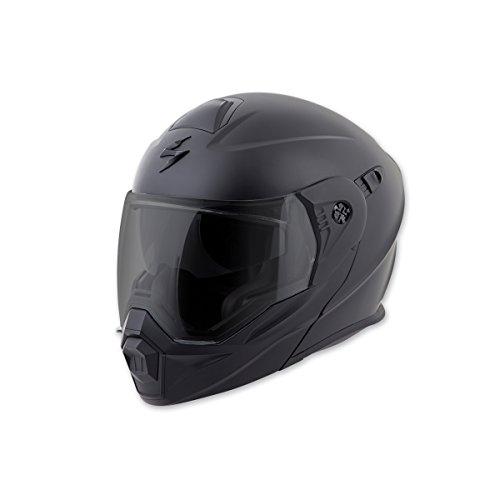 Scorpion EXO EXO-AT950 Matte Black Modular Helmet L