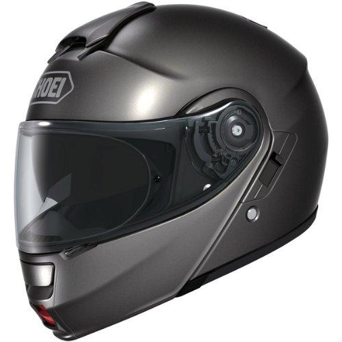 Shoei Neotec Anthracite Modular Helmet - Medium