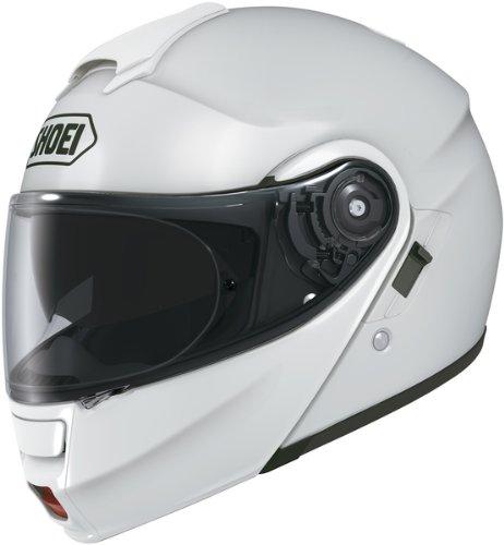 Shoei Neotec Gloss White Modular Helmet - X-Large