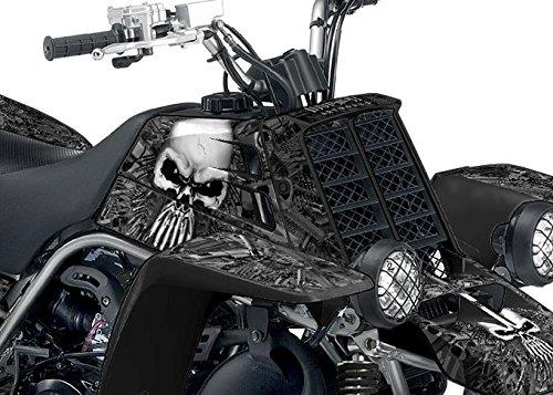 Yamaha Banshee Graphics - Arsenal Design - Black