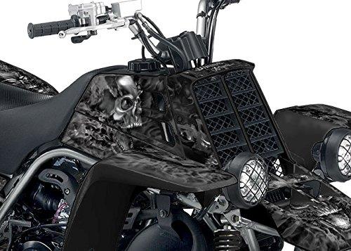 Yamaha Banshee Graphics - Black NITRO Design