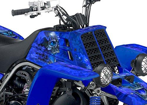Yamaha Banshee Graphics - Blue NITRO Design