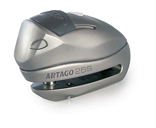 Artago 26S10M Motorcycle Alarm Disc Lock 10 mm Diameter 120 dB sound alarm