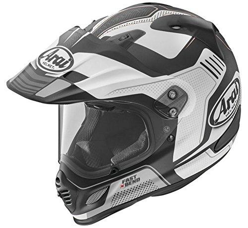 Arai Helmets 820453 XD4 Vision Helmet Vision White Frost Large