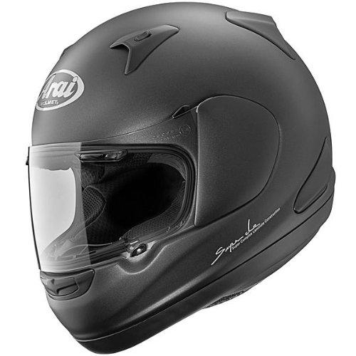 Arai Helmets RX-Q BLACK FRST SIZESML Motorcycle HELMETS