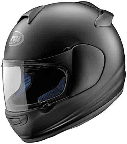 Arai Helmets Vector 2 Solid Helmet  Size Md Primary Color Black Helmet Type Full-face Helmets Helmet Category Street Distinct Name Black Frost Gender MensUnisex 814172 2010