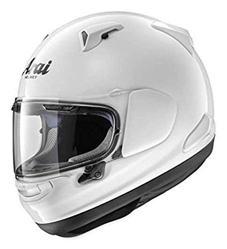 Arai Helmets XF-1-806604 Signet-X Solid Helmet Aluminum Silver X-Large