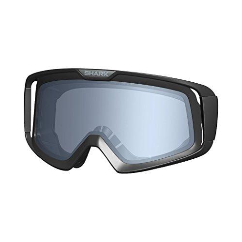 Original SHARK Helmets Goggles Frame for SHARK DRAKEXPLORE-RVANCORE  SX2 Helmets - Black