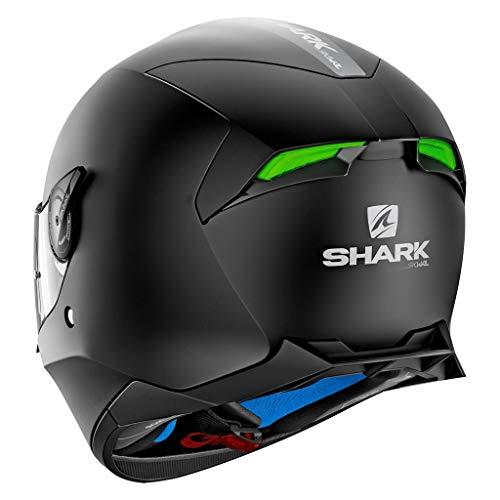 SHARK Helmets SKWAL 2 Blank Matte LED Technology Helmet