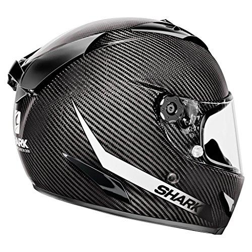 Shark Race-R Pro Carbon Skin Helmet BlackWhite X-Small