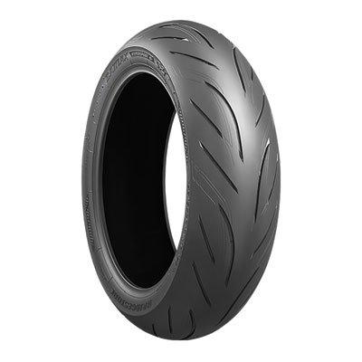16060ZR-17 69W Bridgestone Battlax S21 Hypersport Rear Motorcycle Tire for Hyosung GT650R 2005-2008