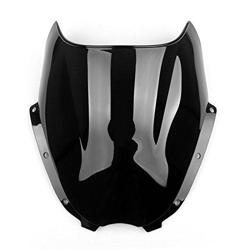 Areyourshop Windshield WindScreen Double Bubble For Hyosung GT125 GT250R GT650R