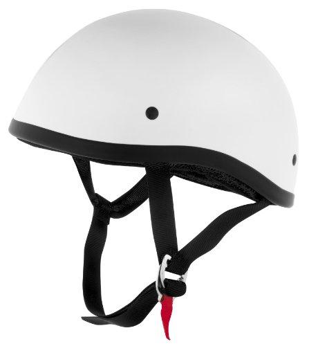 Skid Lid Helmets Original Solid Helmet  Size Md Primary Color White Distinct Name White Helmet Category Street Helmet Type Half Helmets Gender MensUnisex XF64-6612
