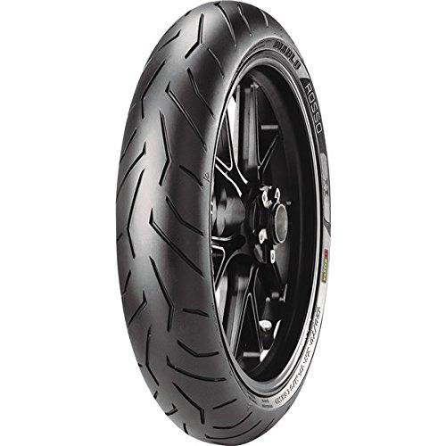 Pirelli DIABLO ROSSO II Street Sport Motorcycle Tire - 12070ZR17 58W