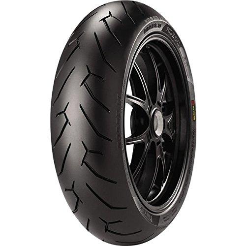 Pirelli DIABLO ROSSO II Street Sport Motorcycle Tire - 16060ZR17 69W
