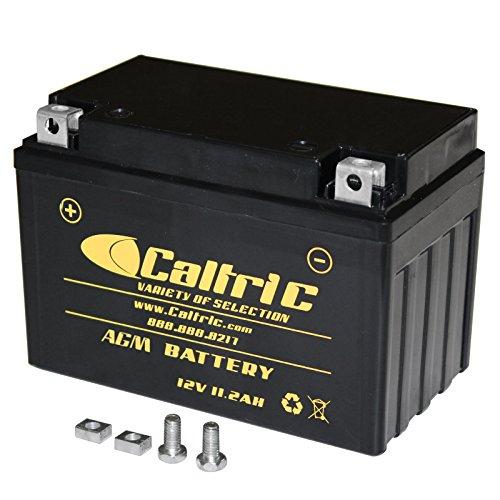 CALTRIC AGM BATTERY Fits HONDA VT1100C3 VT-1100C3 Shadow Aero 1100 1998-2000