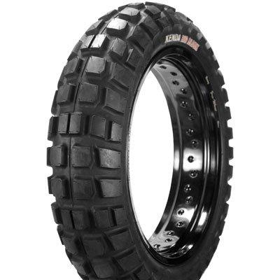 14080x18 70R TubeTubeless Kenda K784 Big Block Dual Sport Adventure Rear Tire for Husqvarna TE 610 1998-2000