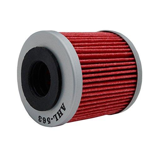 AHL 563 Oil Filter for APRILIA RS4 125 124 2011-2012 2015-2016