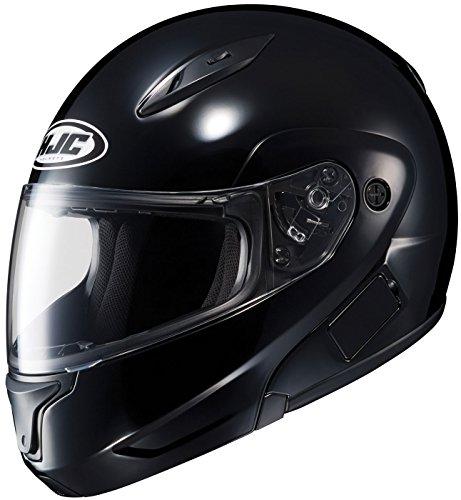 HJC CL-MAXBT II Bluetooth Modular Motorcycle Helmet Black 4X-Large