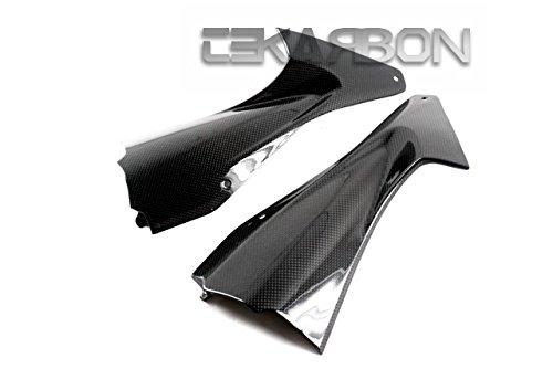 2006 - 2007 Yamaha YZF R6 Carbon Fiber Air Intake Covers