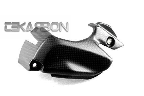 2012 - 2014 Ducati 1199 899 Panigale Carbon Fiber Sprocket Cover - Matte