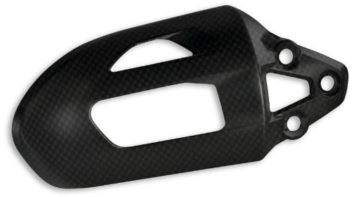 Ducati 1199 Panigale Carbon Fiber Rear Shock Absorber Cover