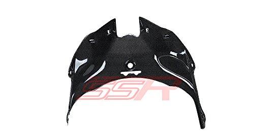 Ducati 899  1199 Panigale Carbon Fiber Underside Bottom Lower Headlight Cowl Panel Fairing