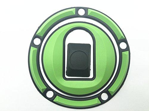 Decal Story 3d Rubber Green Fuel Gas Cap Pad Sticker Decal For Kawasaki NINJA ZX6R 636 00-07 NINJA ZX9R 00-03 NINJA ZX10R 04-05 ZRX 1200 01-05 ZZR 600 05-07