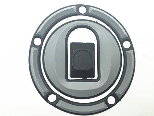 Decal Story 3d Rubber Grey Fuel Gas Cap Pad Sticker Decal For Kawasaki NINJA ZX6R 636 00-07 NINJA ZX9R 00-03 NINJA ZX10R 04-05 ZRX 1200 01-05 ZZR 600 05-07