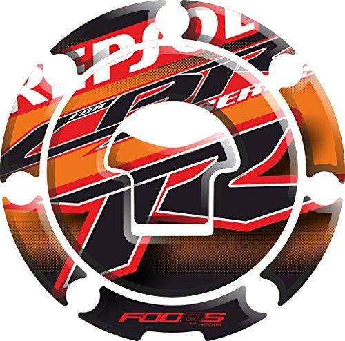 Motorcycle Fuel Tank 3 d 3d Gel Decal Gas Cap Pad Cappad Cap-pad Cover Sticker Tankpad Tank Pad Tank-pad for Honda Cbr 1000rr Cbr1000rr 1000 Cbr600rr 600rr Repsol
