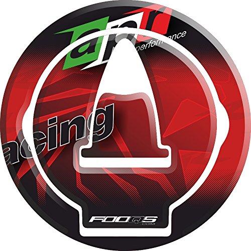Motorcycle Fuel Tank 3 d 3d Gel Decal Gas Cap Pad Cappad Cap-pad Cover Sticker Tankpad for Aprilia Rsv4 Rsv-4 Rsv 4 Red