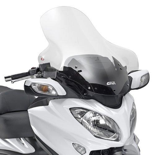 GIVI D3104ST Replacement Wind Shield - Suzuki Burgman 650Executive 13-15