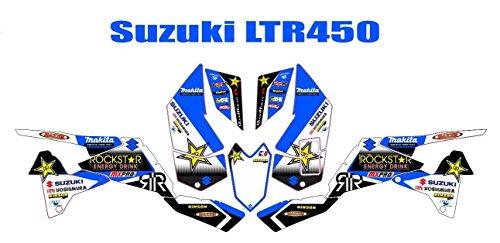 Suzuki LTR 450 Graphics