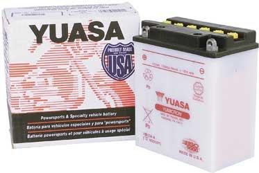 Yuasa YB14L-B2 YuMicron Battery for 1987-1991 Honda CBR1000F Hurricane