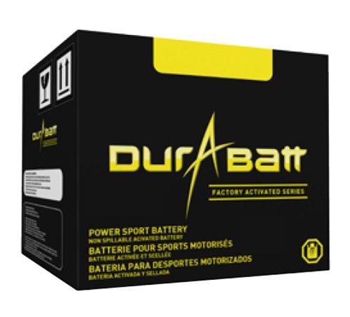DuraBatt 2000-2009 Buell Blast Motorcycle Sealed Maintenance Free Battery