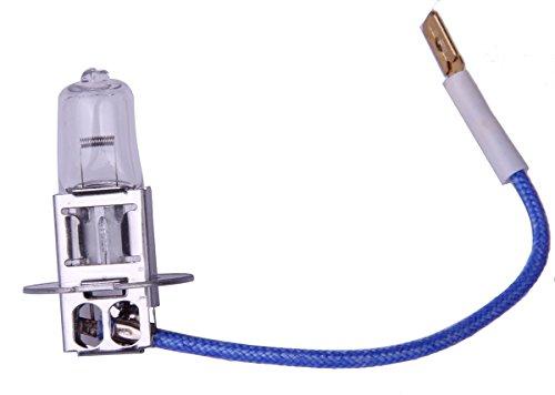 MOTORTOGO White High Beam Headlight Halogen HID Bulb for 2007 BUELL Firebolt XB12R