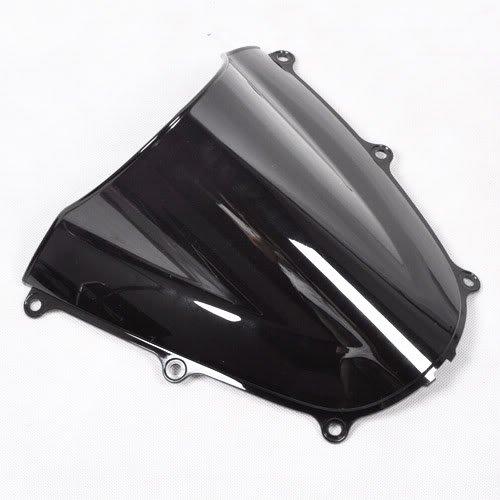 Sunny New ABS Black Windshield Windscreen For Honda CBR 600 RR F5 2005 2006