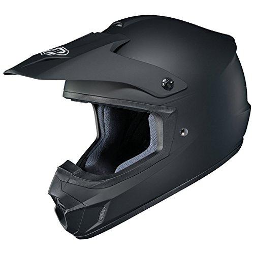 HJC CS-MX II Motorcycle Riding Helmet Matte Black XXX-Large