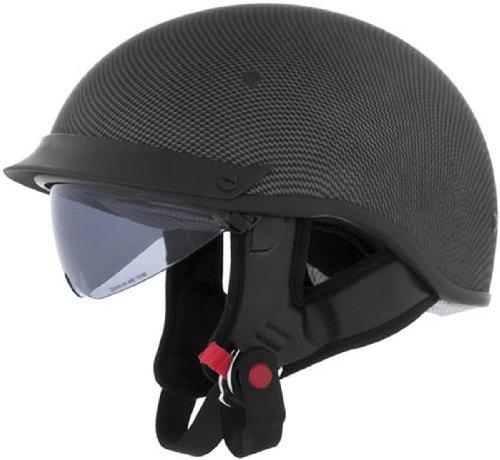 2013 Cyber U-72 Motorcycle Helmets - Carbon - Medium