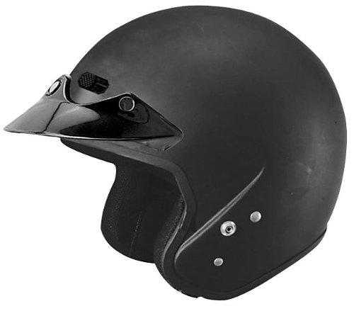Cyber Helmets U-6 Helmet - SmallFlat Black