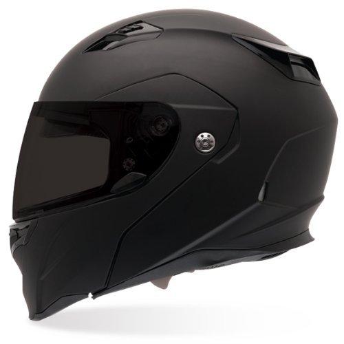 Bell Revolver Evo Matte Black Full Face Modular Helmet - Small