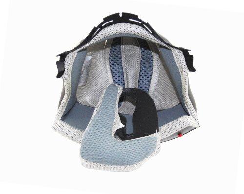 Vega Summit 30 Full Face Modular Helmet Replacement Liner Cream Small