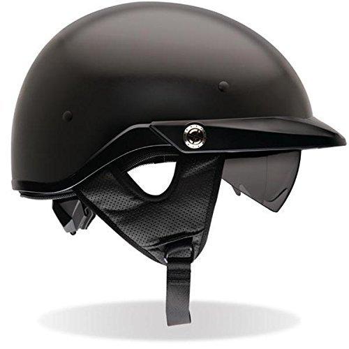 Bell Pit Boss Matte Black Half Helmet - X-SmallSmall