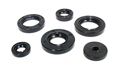 Engine Oil Seals Kit Kawasaki KE100 1993 1994 1995 1996 1997 1997 1999 2000 2001