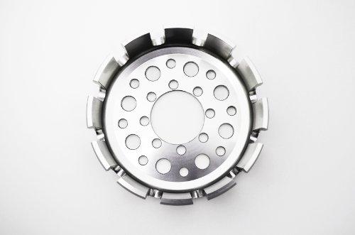Silver Ducati Pressure Plate Clutch Basket Streetfighter 1198