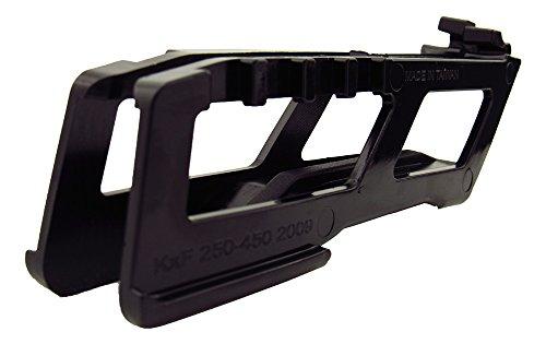 Outlaw Racing Chain Guide Slider Guard Block Kawasaki KX250F KX450F 2009-16 Swingarm Protector Guard