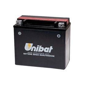 Unibat Maintenance-Free Battery with Acid CBTX20CH-BS for Kawasaki Vulcan Nomad VN1500G 1999-2001