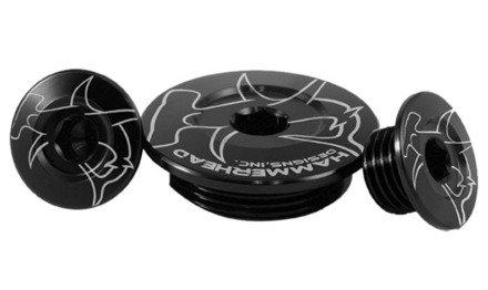Engine Plugs - Hammerhead Designs - BLACK - Honda CRF250R