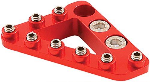 Hammerhead Designs Aluminum Rear Brake Lever Tip - Red BTL-RED